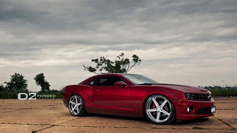 D2forged Chevrolet Camaro Ss Wallpaper Hd Car Wallpapers