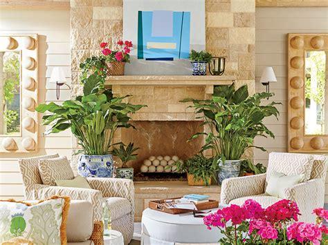 summer home decor ideas southern living