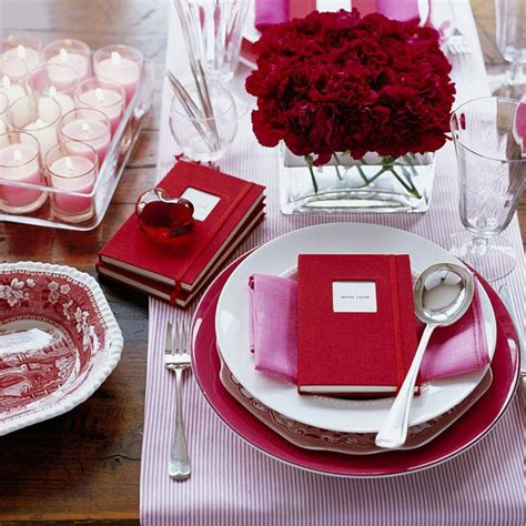 How To Get The Good Romantic Dinner Desk Setting For Your