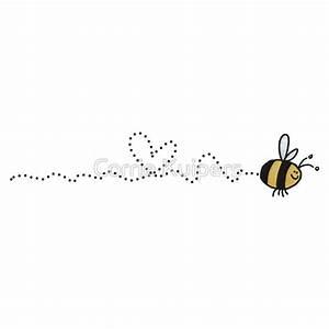 Bumblebee Clipart Trail