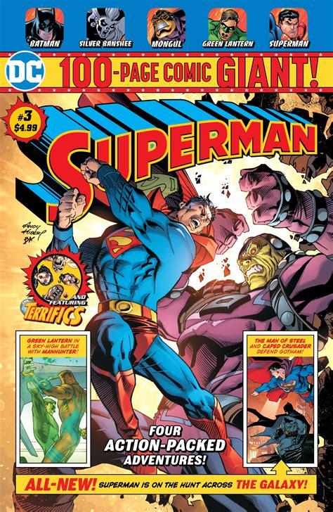 original superman story  tom king  andy kubert kicks