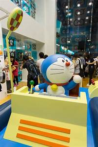 Doraemon Exhibition In Hong Kong Editorial Photo - Image ...