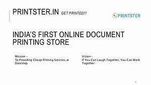 printsterin online document printing store india With online document printing