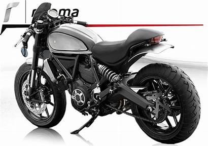 Scrambler Ducati Rizoma Semimanubri Bracciali Kit Pieno