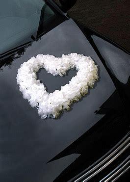 deco voiture mariage sans fleur
