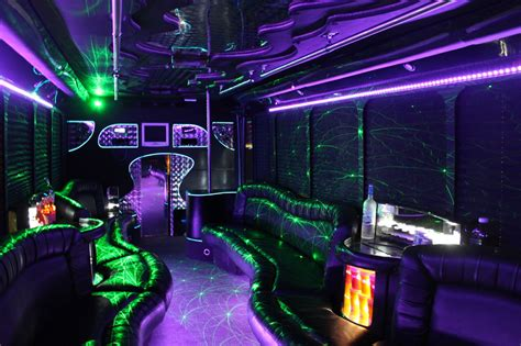 party bus prom andover coach limousines party bus prom party bus