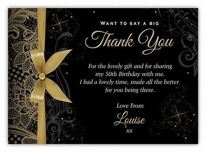 Thank Birthday Yous Code Baty