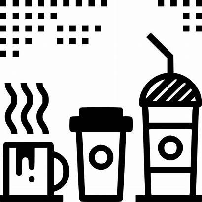 Coffee Svg Latte Cafe Cup Icon Cdr