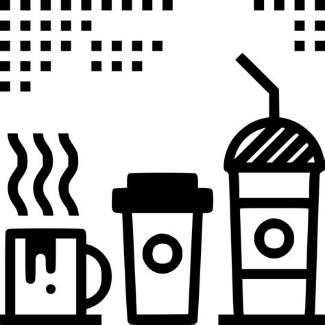 Coffee icon png collections download alot of images for coffee icon download free with high quality for designers. Coffee Shop Cup Cafe Latte Hot Svg Png Icon Free Download ...