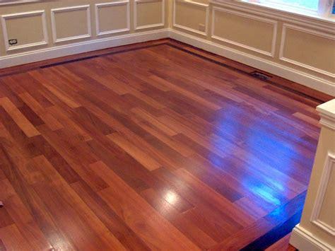 Hardwood Floors Laminate, Brazilian Walnut, Red Oak