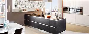 Küche Mit Granitarbeitsplatte : k chen k chenarbeitsplatten lebensraum k che und bad ~ Michelbontemps.com Haus und Dekorationen