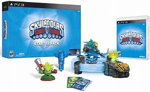 Skylanders Trap Team Starter Pack Dark Edition Playstation 3