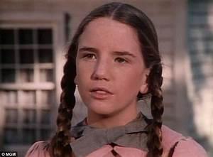 Little House on the Prairie star Melissa Gilbert is ...