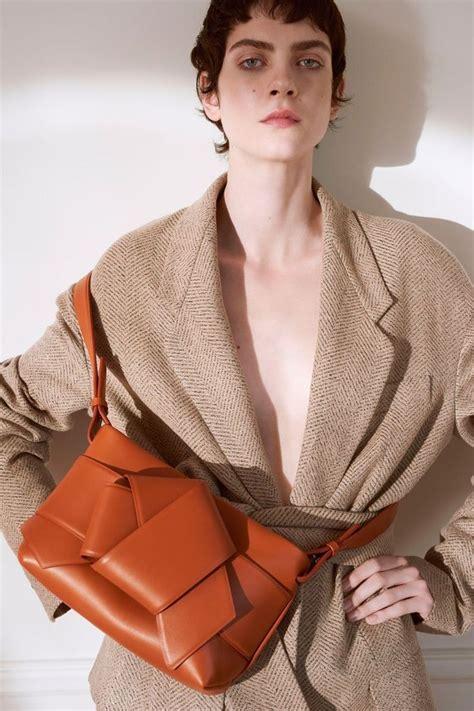 leather work shoes mytheresa com x acne studios musubi leather handbag in