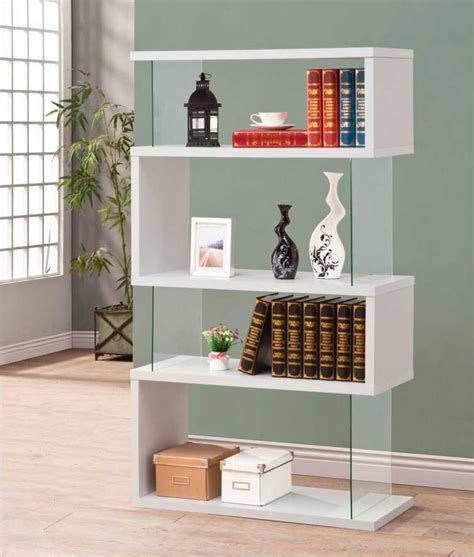 Contemporary Bookcases And Shelves by Modern White Bookcase Co 300 Office Bookcases And Shelves