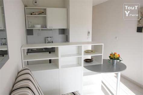 meuble cuisine studio déco studio 18m2