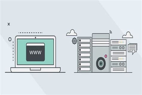 what is the difference between domain name web hosting in depth