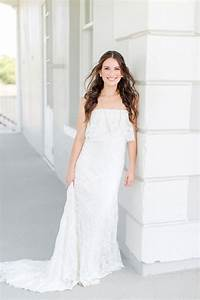 simple wedding dress With southern wedding dress