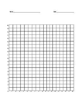 quadrant  coordinate graph mystery picture mary  owl