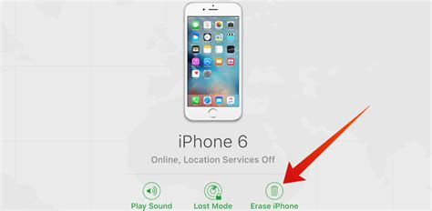 how to wipe an iphone without password how to factory reset iphone without password or passcode