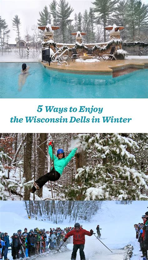 Winter Brings Great New Ways To Enjoy The Wisconsin Dells! 5 Tips Httpwwwmidwestlivingcom