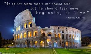 The Colosseum i... Roman Quotable Quotes