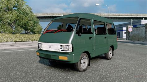Suzuki Carry 1 5 Real Modification by Suzuki Carry For Truck Simulator 2