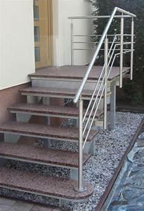 Geländer Treppe Aussen : aussentreppe aus naturstein von ruback edelstahl naturstein design in 2019 treppe ~ A.2002-acura-tl-radio.info Haus und Dekorationen