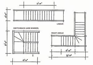 Stair, Case, Design, Elements