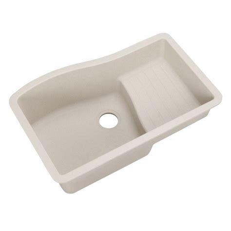 swan granite kitchen sinks swan ascend undermount granite 32 in 0 single basin 5953
