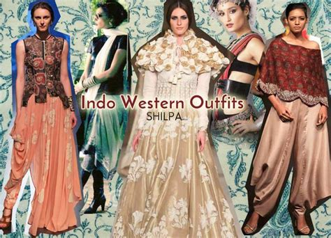 12 Unique Types Of Indo Western Outfits You Need To Try