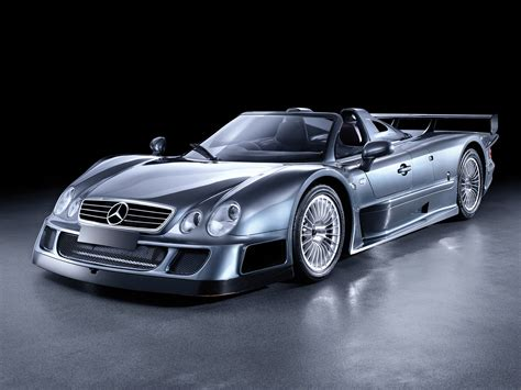 2002 Mercedes Benz Clk Gtr Amg Roadster Supercar Supercars