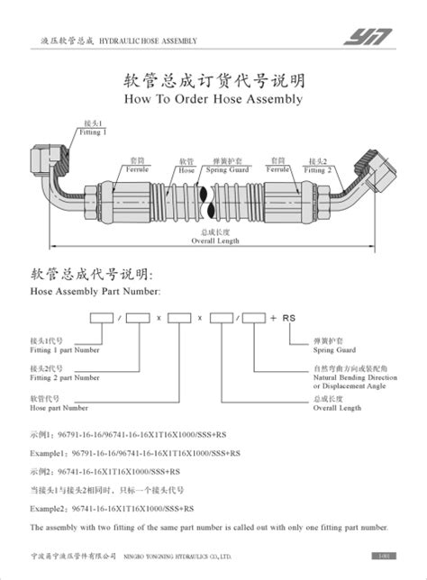 hydraulic hose assembly hydraulic hose with pipe fitings