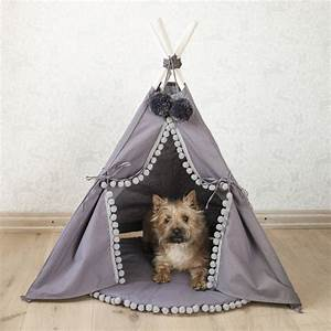 pet bed dog bed cat bed dog teepee cat tipi with base dog With dog and teepee