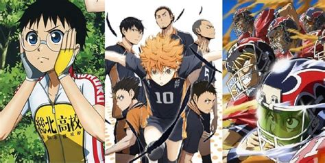 anime based on badminton top 10 best sports anime series reelrundown