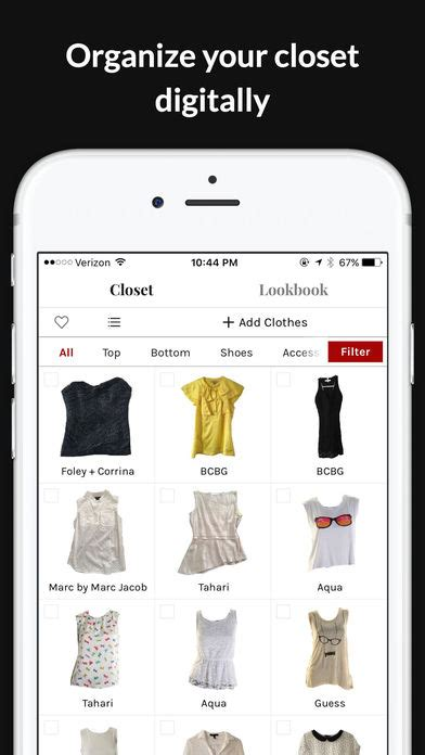 glamoutfit closet organizer planner on the app store