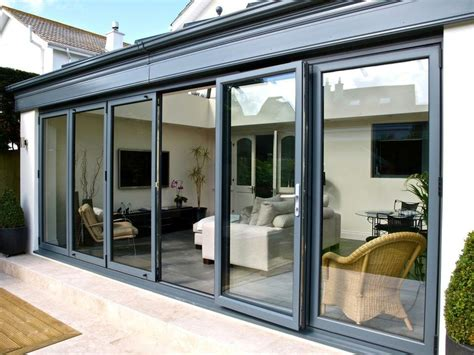 bi fold doors aliminum bifolds affordable home improvements