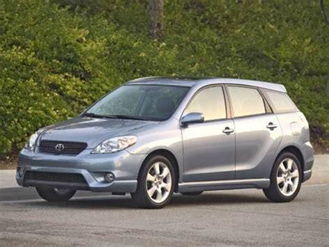 2006 Toyota Matrix Mpg by 2006 Toyota Matrix Pricing Ratings Reviews Kelley