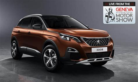 peugeot latest model peugeot 3008 suv new 2017 model wins car of the year at