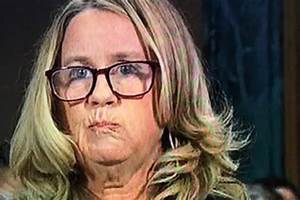 New Witness Comes Forward Against Christine Ford | Says ...