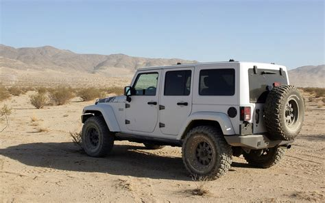 2012 Jeep Wrangler Unlimited by Xplore Adventure Series 2012 Jeep Wrangler Unlimited