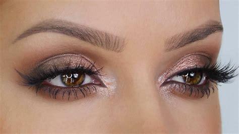 soft neutral smokey eyes shonagh scott showme makeup youtube