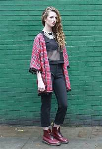 201 best grunge outfits images on Pinterest | Beautiful clothes Clothing apparel and Grunge style