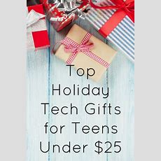 Top Holiday Tech Gifts For Teens Under $25 Bargainbriana