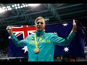 Kyle Chalmers Wins Gold Men's 100m Freestyle Final ...
