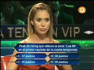 """¡Valentina Roth en """"Millonario Alta Tensión Vip""""! - YouTube"""