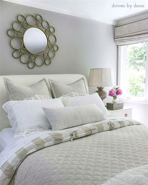 ideas for how to decorate the space above your bed driven by decor