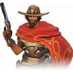 Overwatch Mccree Portrait
