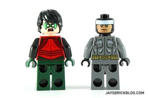 Colouring In Sheets Lego Man Batman Robin Slap Lego 76034