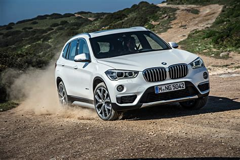 Front-drive Bmw X1 Uncovered